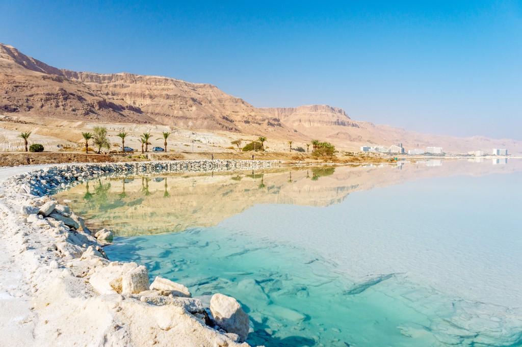Beach in Jordan