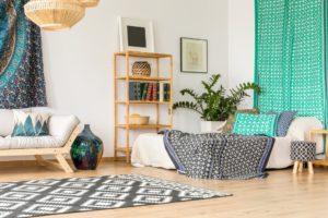 bohemian room design