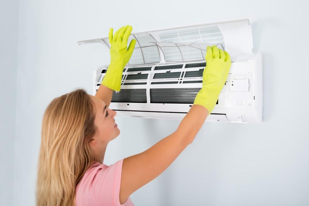 installing aircon