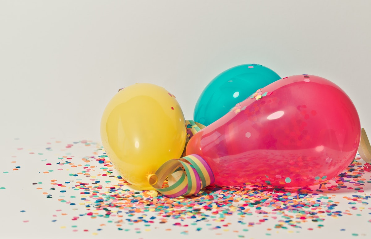 party decoration materials